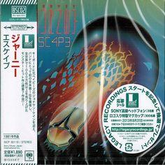 Journey - Escape - Japan Jewel Case Blu-Spec2 - SICP-30119 - CD