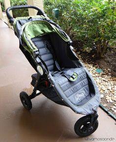 Carrinho de bebê em Orlando: comprar, alugar ou trazer de casa?