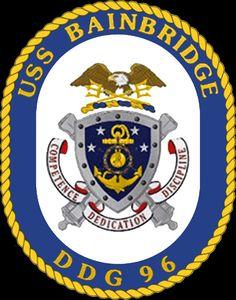 USS BAINBRIDGE (DDG-96)