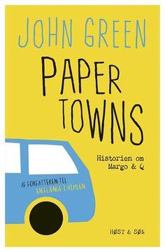"""Forfatteren John Green har i dag opnået kultstatus blandt de unge læsere i USA og resten af verden. Hans nye bog """"Papertowns"""" er et klart julegavehit til teenagepigen ..."""