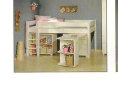 kura bed with desk google search