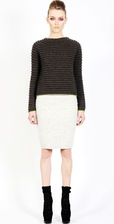 Fall/Winter 2013 | KOTOBA - a collective knitwear brand featuring wholegarment technology