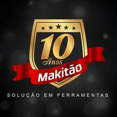 Muito obrigado!    É com grande satisfação que venho agradecer a todos vocês pelos 10 anos de sucesso da família Makitão Ferramentas! 🎉🎉🎉    👉Acesse nosso site e confira nossas promoções de aniversário!    ✔️ www.MAKITAO.com.br