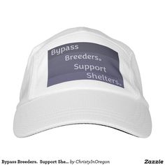 Bypass Breeders.  Support Shelters. Headsweats Hat