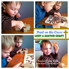 Lent Easter Craft
