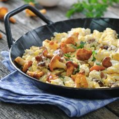 Gluten-Free Breakfast Recipes: Scrambled Tofu