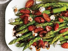 Lunch, brunch, or an elegant dinner—no matter how you're serving your Easter meal, we have a side for you. Our picks will help usher in the warmth of spring, even if there is still snow on the ground.     Our first recipe is not only quick, but also versatile. Try one of our three variations on Asparagus with Balsamic Tomatoes to spice things up: raisin and pine nut, sesame-ginger glazed, or lemon-tarragon. If you're serving a large Easter dinner group, feel free to try all three.View…