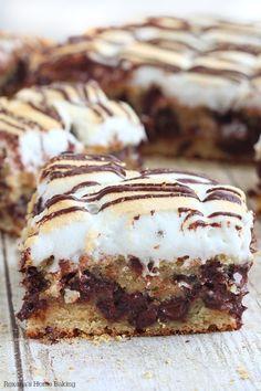 smores coffee cake recipe 3