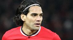 You must prove yourself: LvG warns Falcao Football Images, Sports News, Soccer Pictures