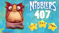 Fruit Nibblers - 3 Stars Walkthrough Level 407