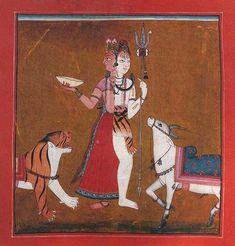 hindu white tiger iconography - Google zoeken