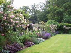 GardenBorders - Cottage garden inspiration