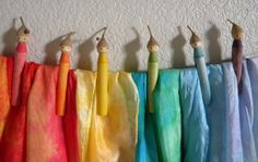 Such a great idea! I think I know how I'm going to organize our silks now!!