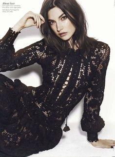 Jacquelyn Jablonski by Benny Horne for Vogue AU