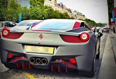 Ferrari 458 Italia ♥ That Ass !!!