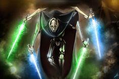 General Grievous by HessianForHire on DeviantArt