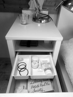 Ikea nordli bedside
