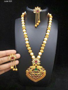 Lakshmi Pendants with Jhumkas in Imitation