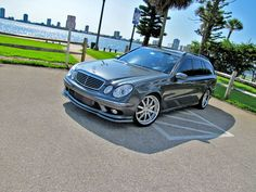 Mercedes E 320, My Dream Car, Dream Cars, Car Pictures, Car Pics, Benz S, Station Wagon, Touring, German