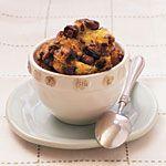 Chocolate-Raisin Bread Pudding Recipe | MyRecipes.com