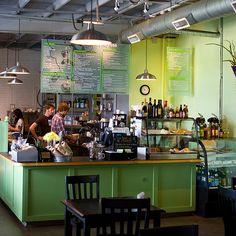 America's Best Coffee Bars: Progress Coffee; Austin, TX
