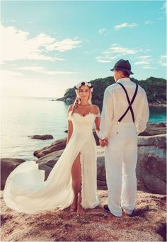 Beach Wedding Dresses (44)