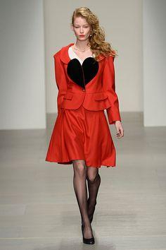 ヴィヴィアン・ウエストウッド レッドレーベル(Vivienne Westwood Red Label) 2014-15年秋冬コレクション Gallery8 - ファッションプレス
