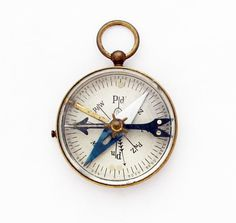 1920s German Stockert Compass / Vintage by TheCompassCollector