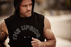 Online and in store now.  www.theupsidesport.com