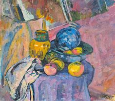 View Vasi e pomi by Giovanni Giacometti on artnet. Browse upcoming and past auction lots by Giovanni Giacometti. Giovanni Giacometti, Alberto Giacometti, Post Impressionism, Impressionist, Still Life Art, Vincent Van Gogh, Art For Sale, Oil On Canvas, Opera