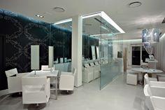 Nero D'avorio - Porto S.Giorgio - Fermo - Italia, produzione, vendita arredamenti negozi parrucchieri