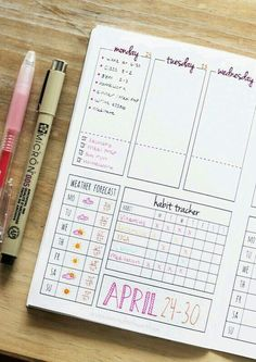 Love the habit tracker and the weather tracker.