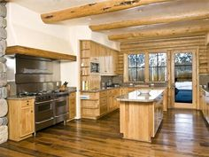 1000 images about beautiful homes on pinterest oprah for Kitchen jackson hole