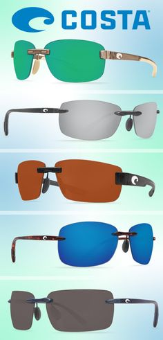 Costa Rolls Out First-Ever Rimless Rx Shades: http://eyecessorizeblog.com/2015/09/costa-rolls-first-ever-rimless-rx-shades/