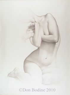 virgo - don bodine. love the texture of graphite expertly wielded.