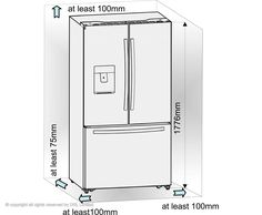Lg Refrigerator Double Door With Water Dispenser    Http://commedesgarconsmademoiselle.com   Pinterest   Refrigerator And Doors