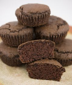 Vegan, Gluten Free, Dairy Free, Egg Free, Nut Free, Soy Free, Chocolate Cup Cakes.