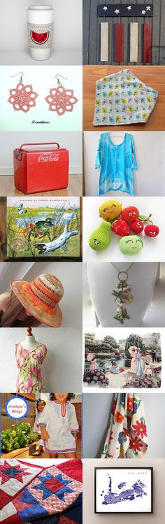 Get Ready for Summer by Beckey Payne on Etsy--Pinned with TreasuryPin.com