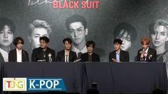 SUPER JUNIOR(슈퍼주니어) 'Black Suit' Presentation -Q&A- (Play, One More Chan...