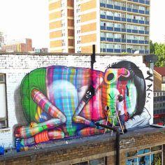 Cranio (2013) - Old Street, London EC1V (UK)
