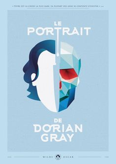 Le Portrait de Dorian Gray – Bleu Dandy – THIS IS A BOOK