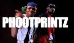Phootprintz - Real Recognize (Feat. Sarkodie)