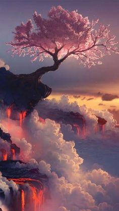 Sean Rasmussen - Google+ Cherry Blossom at Fuji