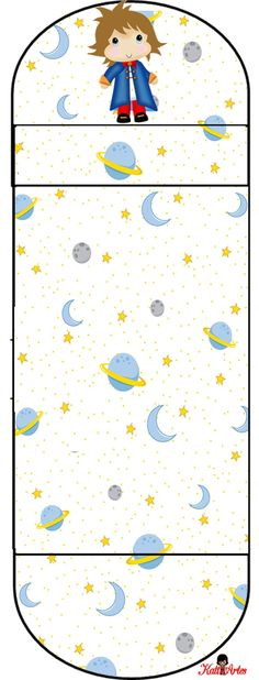 The Little Prince: Free Printable Original Nuggets Wrappers.   Oh My Fiesta! in english