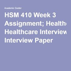hsm week 4 assignment fixed costs This paper of hsm 340 week 6 assignment comprises: complete an apa-formatted two-page paper (not including the title and reference pages) answering the following questions 1.
