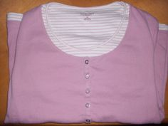 new light pink shirt by Sonoma