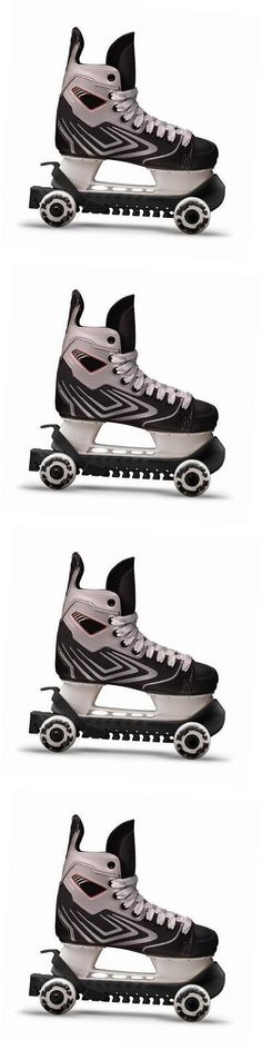 Other Hockey Skates 165935: Ice Skate Guards, One Size Fits All, Black -> BUY IT NOW ONLY: $65.68 on eBay!