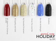 ZigiZtyle: OPI Mariah Carey Holiday
