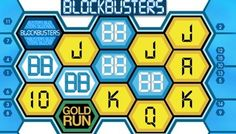 Play #Blockbusters video slot machine from Electracade if you are looking for a #new fun game. You will recognize the Blockbusters name if you are familiar with the #popular TV trivia show.  This game board looks like a honey-comb pattern on the #TVshow, but its action is simplified greatly in a 15-payline, 5-reel format.