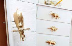Como fazer um puxador a partir de (praticamente) qualquer objeto - dcoracao.com - blog de decoração